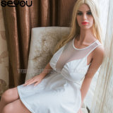 성 적나라한 최신 소녀 인공적인 여성 인형 최신 소녀 거대한 유방 및 큰 개머리판쇠 152cm 실리콘 성 인형