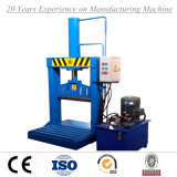 Cortador de borracha hidráulico/máquina de estaca de borracha pneumática