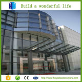 La struttura d'acciaio chiara ha fabbricato la tettoia del blocco per grafici d'acciaio del magazzino