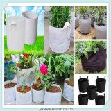 O plástico relativo à promoção personalizado saco do berçário da planta cresce sacos