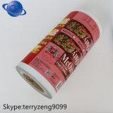 Het verpakkende Broodje van de Plastic Film