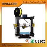 2017 PLA 아BS를 가진 높은 정밀도 Reprap Prusa I3 Fdm 디지털 3D 인쇄 기계