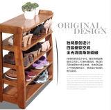 純木のフィートの腰掛けの現代居間の方法フィートの腰掛け(M-X2044)