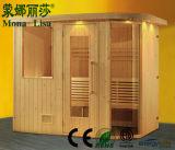 Sauna asciutta calda di prezzi di fabbrica di vendita di Monalisa (M-6005)
