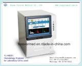 Auto CBC hématologie de l'équipement de diagnostic médical avec du sang de l'analyseur de réactifs