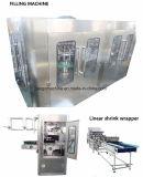 De volledige AutoHet Vormen van de Slag van de Drank van het Vruchtesap het Vullen Bottelende Machine van de Verpakking