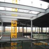 Модульная конструкция здания стальной структуры коммерчески для супермаркета