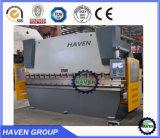 Высокое качество гидравлической металлическую пластину листогибочный пресс с ЧПУ станок