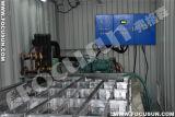 Wasserfischerei Industry Cooling 5mt/Day Containerized Brine System Ice Block Machine