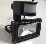 Holofote do Sensor de PIR LED com Chip Epistar 10W 20W 30W 2400-3300lm 50W