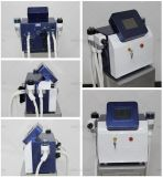 装置を細くするRF+DiodeレーザーとのCavitation+Vacuum
