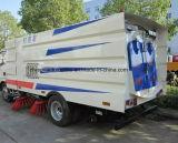 Selbstkehrmaschine-LKW-Preis der wäsche-135kw und der Reinigung des LKW-10 der Straßen-M3
