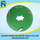 Диски диаманта Romatools меля в 250mm