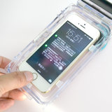 iPhone5/5sのための可動装置防水40メートルのの下の専門家か携帯電話の箱の電話箱