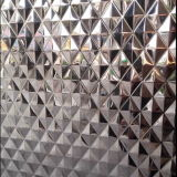 Meilleure vente de produits en acier inoxydable Prix de la plaque de diamants par kg