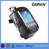 Мобильный телефон мешка хранения рамки Bike пробки воды упорный передний верхний