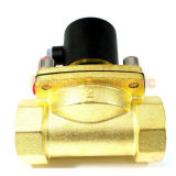 2 '' valvola d'ottone 2W500-50 AC220V dell'elettrovalvola a solenoide della valvola 2/2 dell'acqua del fuoco