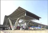 Портальный центр выставки стальной структуры света рамки (KXD-43)