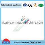 PVC에 의하여 격리되는 전기선/BVV 케이블
