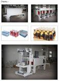 Macchina di imballaggio con involucro termocontrattile della bottiglia del traforo di calore