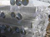 Asfalto que mezcla dos la jaula del filtro del acero inoxidable del carbón Steel/304/316L de las secciones
