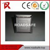 Roadsafe 21/28 Nagel van de Weg van het Aluminium van de Teller van de Weg van de Nagel van de Weg van het Aluminium van het Oog van de Kat van de Parels van het Glas Weerspiegelende