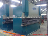 Nc Hydraulic Press Brake Bases on Steel Metal / Pipe Bending Machine