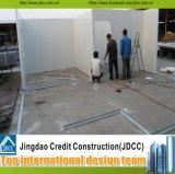 Casa prefabricada de las casas modulares prefabricadas anchas de la aplicación
