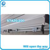Puerta automática Stm20-200 con la cubierta