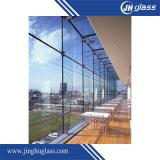 Les portes de douche en verre trempé de la fenêtre de verre isolé