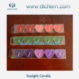 Popualr Custom Party Scented Tealight Bougies pour décoration intérieure # 03