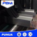 Q69 da placa do feixe do Transportador de rolos Granalhagem a máquina