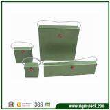 贅沢なハンドメイドのカスタムロゴの宝石類の紙箱