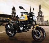 O mini velomotor novo 125cc do café, imita 100 100cc, 125cc