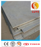 Placa ASTM 304 da bobina laminada a alta temperatura de aço inoxidável