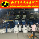 Une qualité certifiée ISO Brown Oxyde d'aluminium de 60 mesh