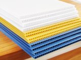 1220*2440mm 3mm 500gsm PP Conseil feuille Corflute creux Akylux feuille