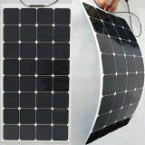 comitato solare semi flessibile 100W per i carrelli di golf, automobili, yacht, barche, tetto domestico