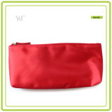 Simple CHEAP OEM Wolesale Satin Sac de maquillage