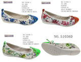 Nr 51032-51036 Vijf Stijlen Dame Fashion Shoes Walking Shoes