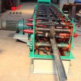 Taglio idraulico e rullo d'acciaio di perforazione del Purlin di Z che formano macchinario