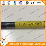 Cavo di Rhh isolato XLPE Rhw Xhhw Xhhw-2 del collegare della costruzione UL44