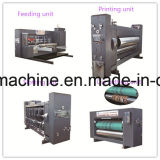Corrugated коробка коробки упаковывая делающ машину