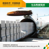 Chaîne de production de bloc d'AAC, usine d'AAC, chaîne de production de panneau d'AAC