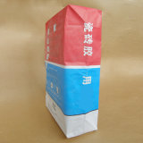 Uso industrial del cemento y bolsa de papel auta-adhesivo de Kraft del sello para el cemento