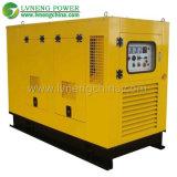 Behälter-Dieselgenerator mit geläufiger lärmarmer Funktion