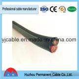 Cable eléctrico estándar del cable del cable eléctrico de la extensión del europeo/del cable de transmisión de Australia