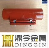 Accesorios de hierro fundido con recubrimiento epoxi EN877