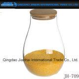 Unterschiedlicher Entwurfs-Speicher-Glasflasche für Haushalt