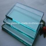 4-20mm que constroem/vidro flutuador desobstruído de Windows